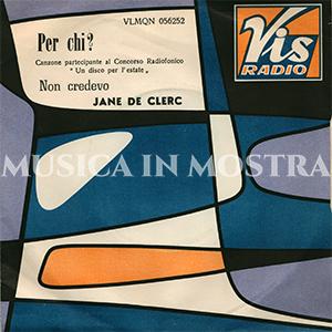 1964 – Vis Radio VLMQN 056252 (SSSS-NN)