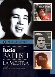 Mostra su Lucio Battisti