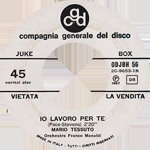 1967 – CGD ODJBH 56