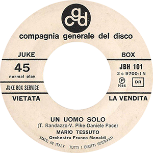 1968 – CGD JBH 101