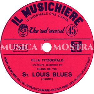 1959 – The Red Record 20005 (SS-S)