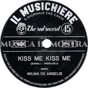1959 – The Red Record 20034 (SS-S)