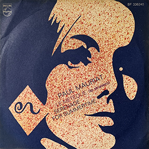 1969 – Philips 336 245 BF