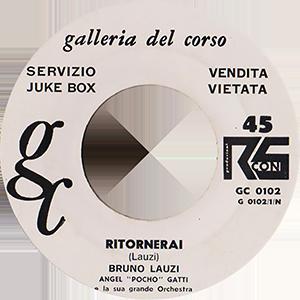 1963 – Galleria del Corso GC 0102