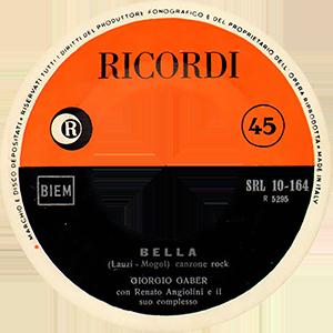 1960 – Ricordi SRL 10-164