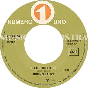 1971 – Numero Uno ZN 50136
