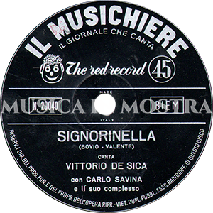 1960 – The Red Record 20040 (SS-S)