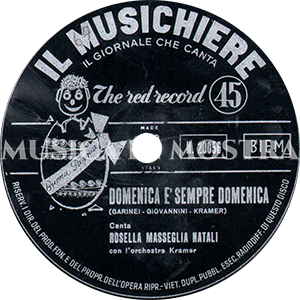 1960 – The Red Record 20056 (SS-N)