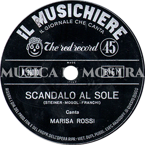1960 – The Red Record 20070 (SS-N)