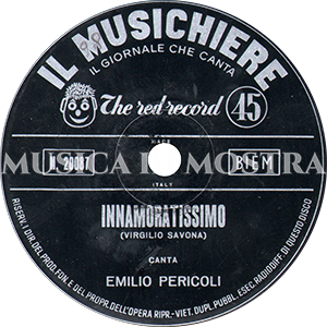 1960 – The Red Record 20087 (SS-N)