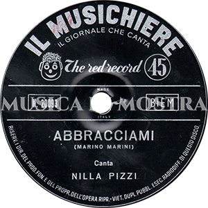 1960 – The Red Record 20093 (NS-N)