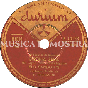 1953 – Durium A 10123 (SSSS-NN)