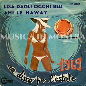 1969 – Combo Record HP 8037