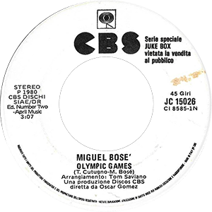 1980 – CBS JC 15026