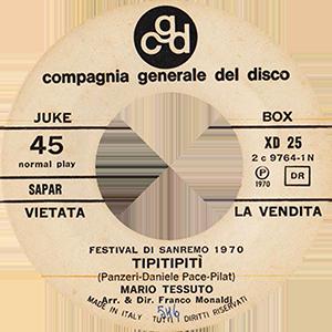 1970 – CGD XD 25