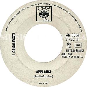 1968 – CBS JB 3654