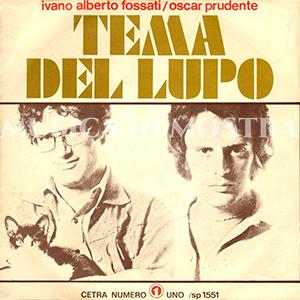 1974 – Cetra / Numero Uno SP 1551
