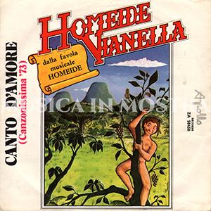 1973 – Apollo Records ZA 50450