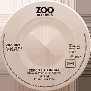1977 – Zoo Records ZBZ 7021