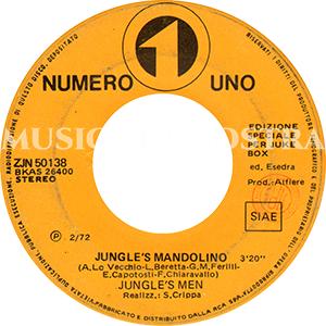 1972 – Numero Uno ZJN 50138