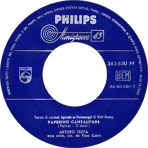 1962 – Philips 363 630 PF