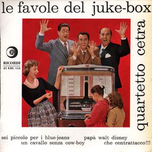 1960 – Ricordi ERL 154