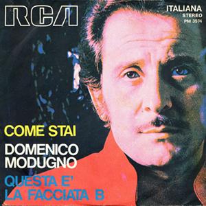 1971 – RCA Italiana PM 3574