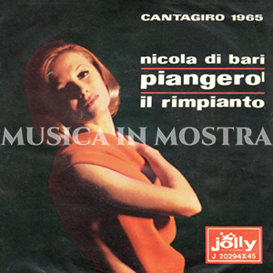 1965 – Jolly Hi-Fi Records J 20294×45