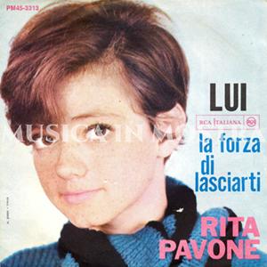 1965 – RCA Italiana PM 45 3313