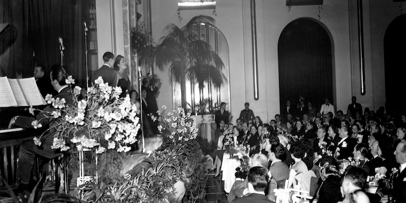 Festival di Sanremo 1951-1954