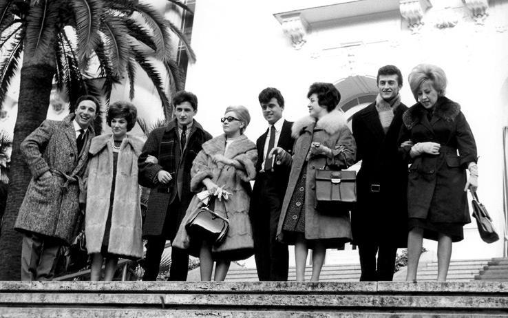 Festival di Sanremo 1960-1964