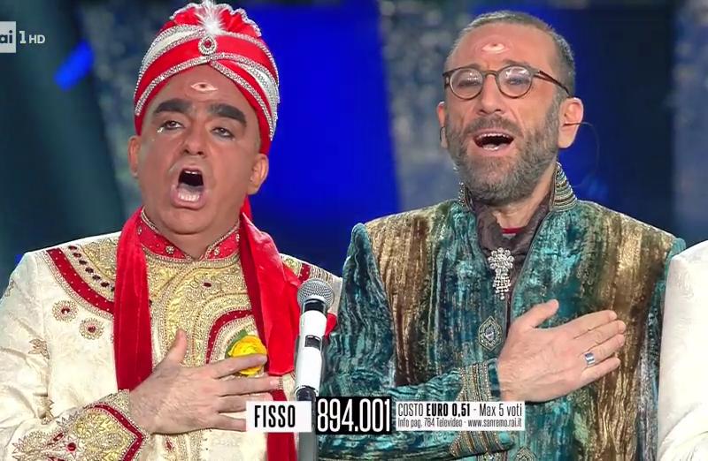 Festival di Sanremo 2018 (Serata 2 di 5)