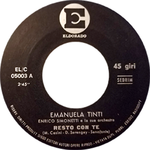 1965 – Eldorado EL/C 05003 (SSSS-NN)