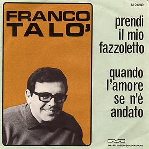 1966 – Meazzi Edizioni Discografiche M 01289 (SSSS-NN)