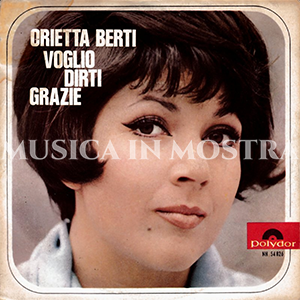 1965 – Polydor NH 54826 (SSSS-NN)