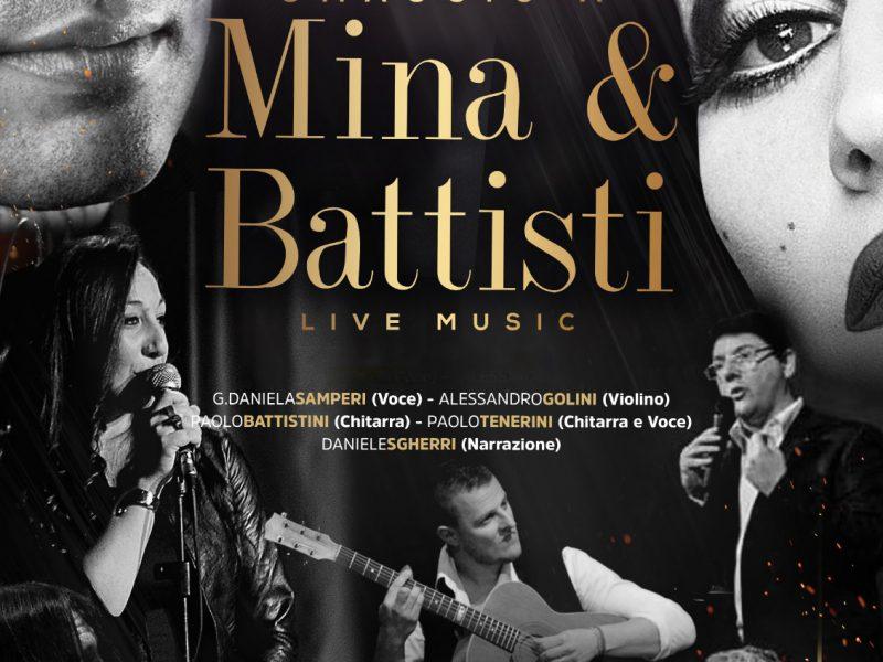 Mina-Battisti: INSIEME