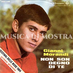 1964 – RCA Italiana PM 45 3290 (SSSS-NN) variante